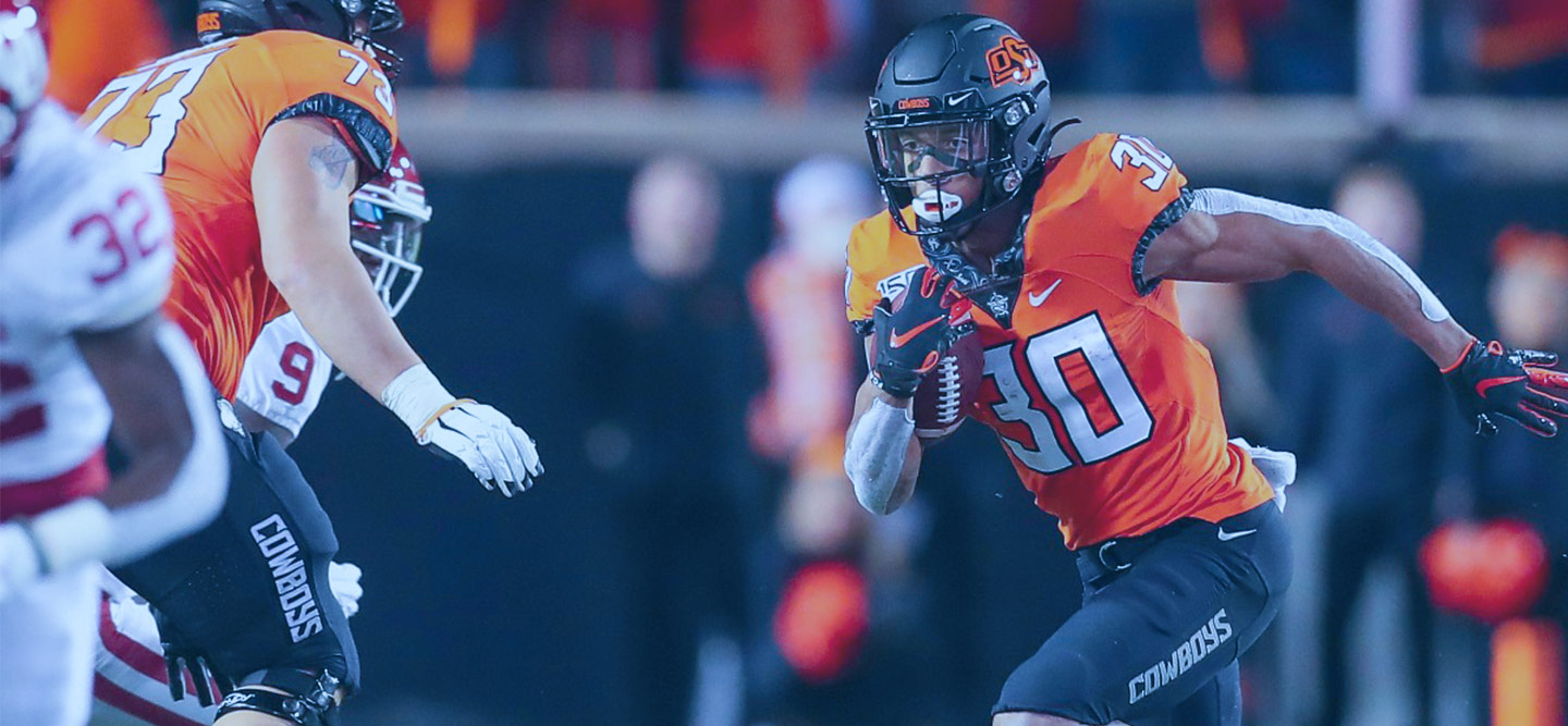Take NCAA football news to the house. Learn about odds and info on all the games, all the time