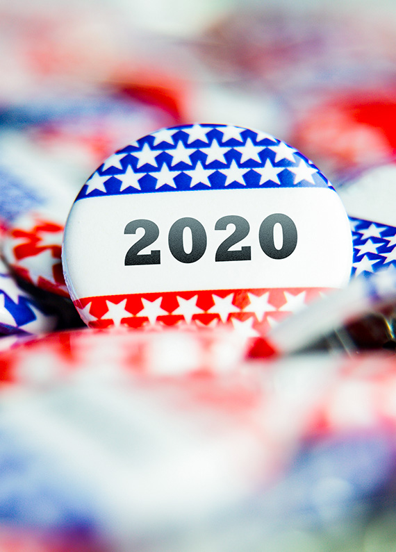 Oprah Steady on 2020 Presidential Election Odds