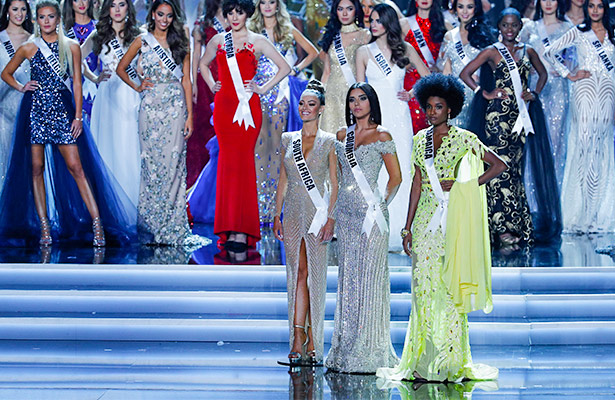 Canada, Colombia Atop Miss Universe Odds