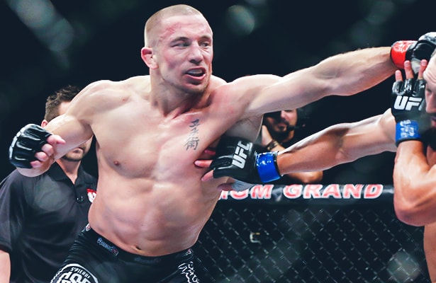 GSP JJ are Favorites on UFC 217 Odds