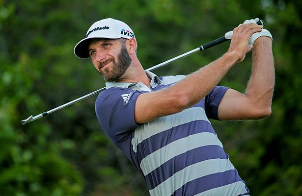 Johnson Atop 2018 PGA Championship Odds