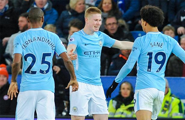 Man City Headlines 2018_19 Premier League Odds