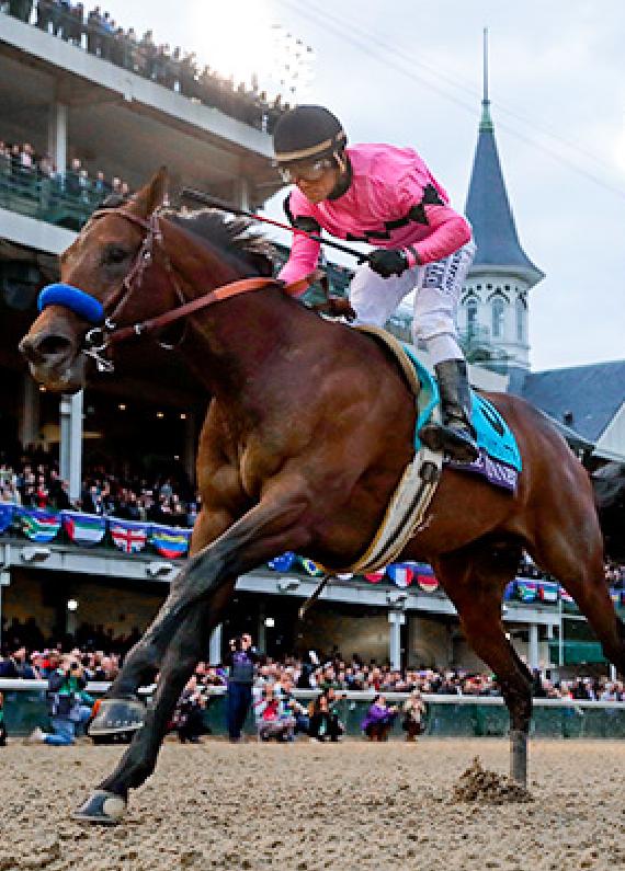 Game Winner Leads 2019 Kentucky Derby Betting Odds