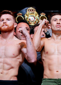 Golovkin Strong Favorite on Canelo vs GGG Odds