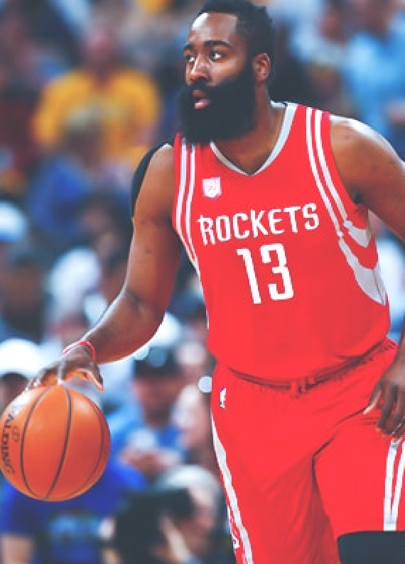 Harden, Doncic Chase Giannis on NBA MVP Odds