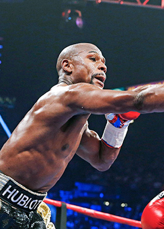 Money Atop Mayweather vs. Pacquiao 2 Odds