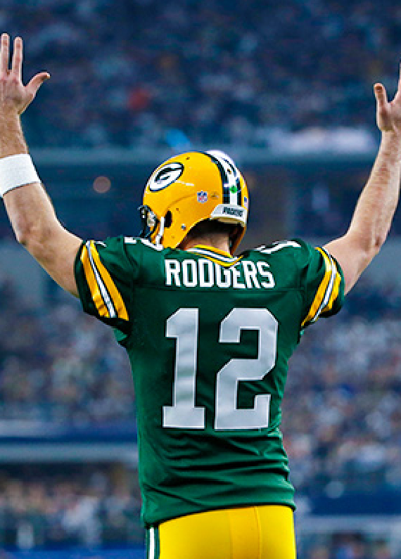Packers, Chiefs Favorites on Sunday NFL Playoff Odds