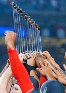 Red Sox Set Atops 2019 World Series Odds