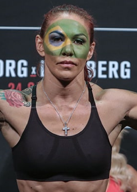 Kunitskaya Faces Cyborg as UFC 222 Odds Underdog