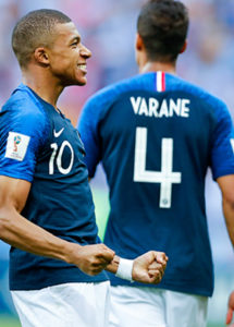 Mbappe Atop World Cup Golden Ball Odds