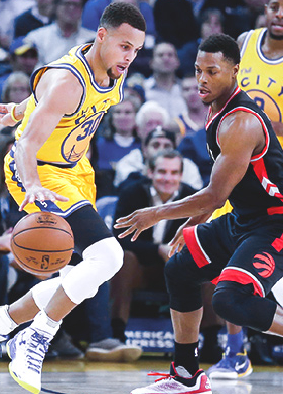 Warriors Favored for Game 6 of the NBA Finals