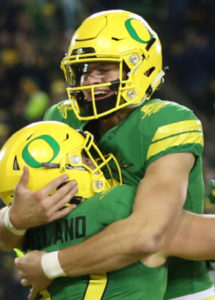 Wisonsin Small Favorites vs Oregon on Rose Bowl Odds