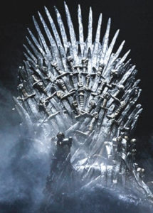 Games of Thrones Betting Odds Set Iron Throne Lines