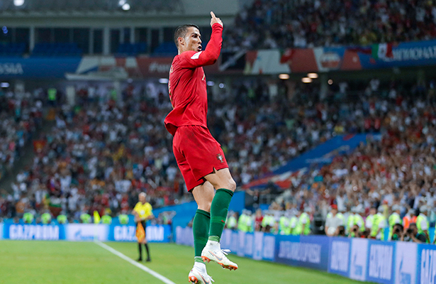 Ronaldo to Top of World Cup Golden Boot Odds