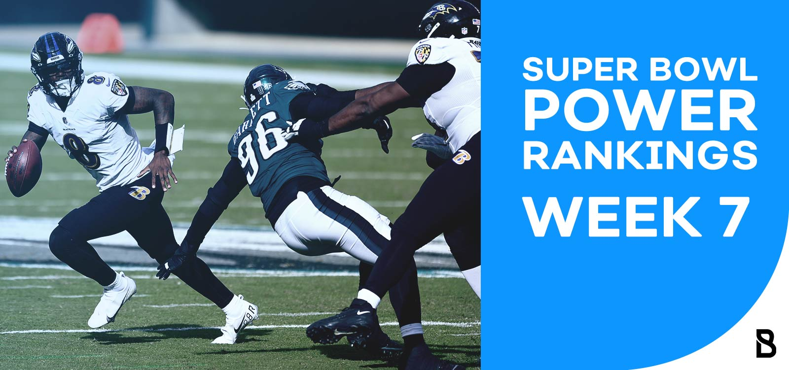 NFL Power Rankings - Week 7