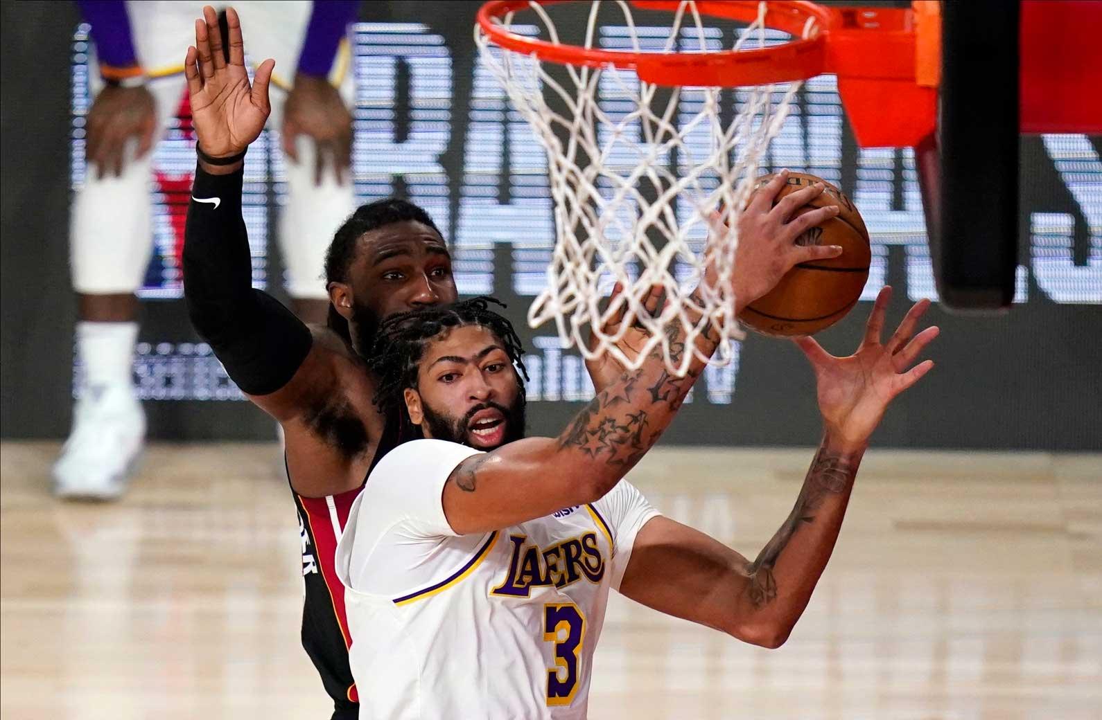 2020 NBA Draft/New Season Update