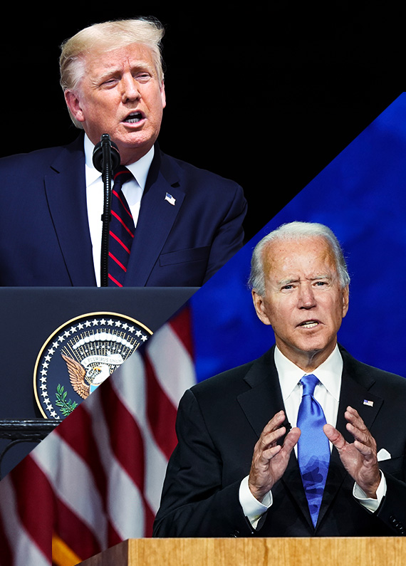 2020 Presidential Election Online Betting & Odds