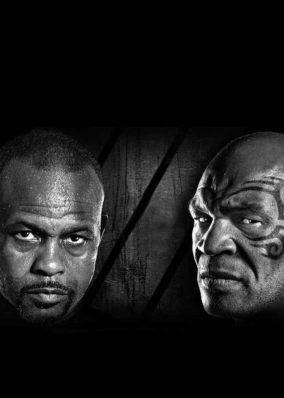 Mike Tyson vs Roy Jones Jr Betting Preview & Odds