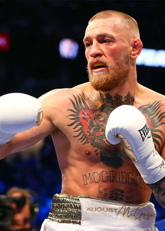 Conor McGregor Betting Odds: UFC 257 on January 23
